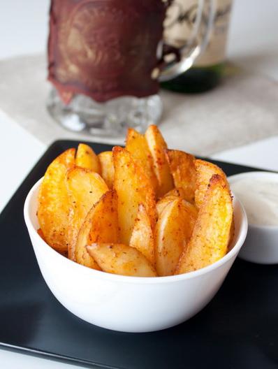 Картофель к пиву рецепты